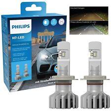 2x PHILIPS ULTINON Pro6000 H7 12V LED mit StVZo ZULASSUNG bis zu 230% HELLIGKEIT