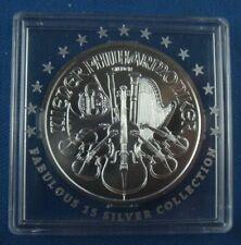1,50 Euro Österreich Wiener Philharmoniker 2014 Silber PP