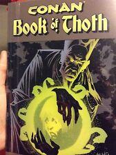 Conan Book o Thoth Tpb Tp