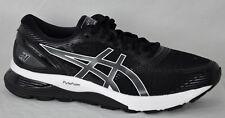 Asics Mens Gel Nimbus 21 Trail Running Shoes 1011A168 Black Dark Grey Sz 14 4E
