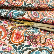 Tessuti e stoffe Paisley ciniglia per hobby creativi al metro