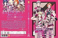 ANIME DVD B-Project:Zecchou*Emotion(1-12End)Eng sub&All region + FREE CD