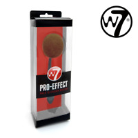 W7 Pro Effect Face Blender Brush - Ideal For Contour Blusher Bronzer Face Powder