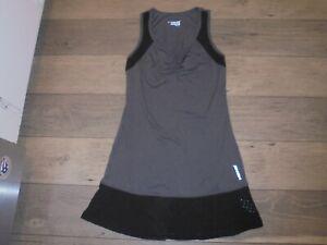 Head gray tennis dress with black trim size XS