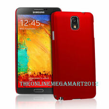 Maroon RedHybrid Rubberized Hard Back Cover,Case for Samsung Galaxy Note 3 N9000