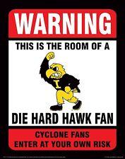 Iowa Hawkeye Basketball Football Wrestling Poster Art Herky Room 11x14 MVP244