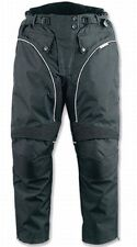 Women Motorcycle Trousers CE Approved Armour Protection Wind Waterproof Pants