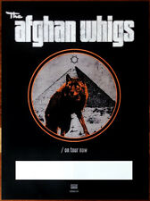 AFGHAN WHIGS Do To The Beast 2014 Ltd Ed HUGE Rare Poster+FREE Indie Rock Poster