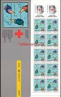 Carnet Croix Rouge de 1992 - n° 2041 Neuf Luxe NON PLIÉ