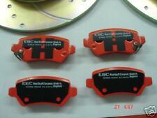 AVANT FORD MONDEO MK4 40 rainurés Disques de frein avec EBC Ultimax Plaquettes 07-13