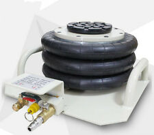 "6600lbs Triple Bag Air Jack 3 Ton Air Jack Pneumatic Air Bag Jack Max 15.75"""