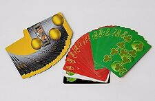 Gold Moks Nix live Sort Playing Cards Deck Family game Poker, Spades Bold Colors
