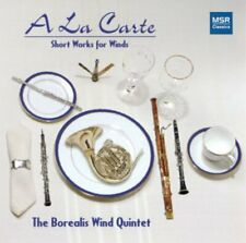 Amy Marcy Cheney Beach - A La Carte - Short Works For Winds - Cd - Sealed/New