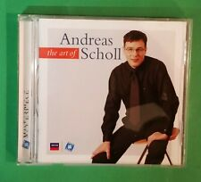 CD - Andreas Scholl - The Art Of Andreas Scholl