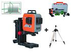Nedo X-Liner 3D green Multi-Linienlaser + gratis Kurbelstativ, ANGEBOT!