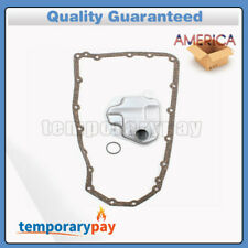 New 2X Transmission Oil Filter & Gasket Fits Nissan Altima Murano Rogue