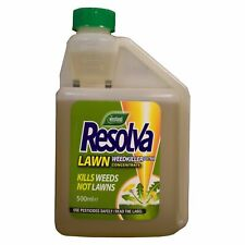 Strong Selective Extra Concentrated Lawn Weedkiller Kills Weeds Not Grass