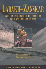LADAKH-ZANSKAR DE CHARLES GENOUD ET PHILIPPE CHABLOZ ED. OLIZANE