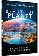 Beautiful Planet - France & Italy/Spain & Portugal Like New