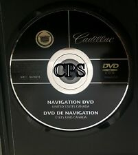 07-2010 CADILLAC ESCALADE EXT EXV NAVIGATION MAP CD DVD 1.0 US & CANADA #8293