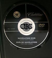 07-2010 CADILLAC ESCALADE EXT EXV NAVIGATION MAP CD DVD 1.0 US & CANADA #8293