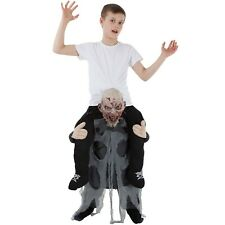 Morphsuits Kids Piggyback Zombie Costume Ride On Childs Illusion Carry Me Fan...