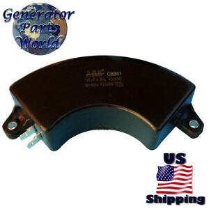 DIANZ 16uF Capacitor CBB61 SH DB 450VAC E183428 25/70/21 PO Generator