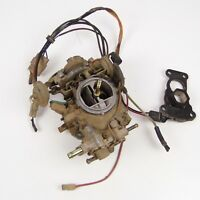 Genuine 89-94 Mazda 323 Familia BG 1.3 Carburetor Manual Transmission Carb