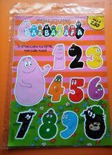 BARBAPAPA' Magic Stickers giocattolo bambino bambina IDEA REGALO