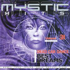 Dead Can Dance – Mystic Hits (Best Dreams) ( CD, Compilation, SRCD-00682 )