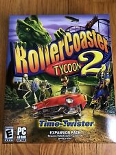 RollerCoaster Tycoon 2 Time Twister Expansion Pack - Go Back In Time Classical