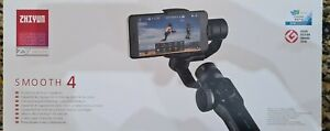 Zhiyun Smooth 4 3-Axis Gimbal Stabilizer for Smartphone iPhone  open box #63