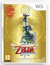 The Legend of Zelda: Skyward Sword -ORIGINALVERPACKT Specialedition NintendoWii