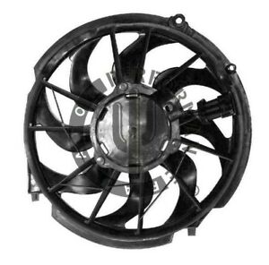 A/C Condenser Fan Assembly Performance Radiator 610310