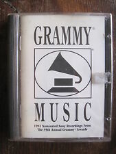 Grammy Music 1992 Nominated Sony Recordings from 35th Grammys  MiniDisc