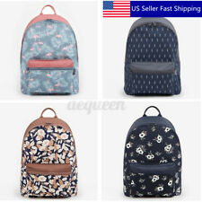 US Women Large School Backpack Casual Girl Shoulder Bag Travel Rucksack Handbag