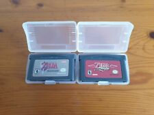 GBA/ DS Legend Of Zelda A Link To The Past / Four Swords AND  ZELDA  MINISH CAP