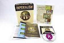 L'impérialisme Pour PC en Frog City Software, 1997, historique Bataille, stratégie