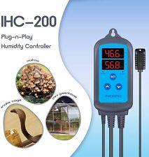 Inkbird Humidity Controller IHC-200 Reptile Dehumidification Greenhouse Plants