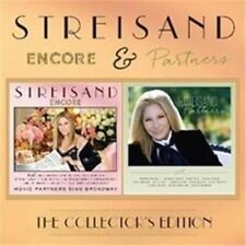 BARBRA STREISAND Encore & Partners The Collector's Edition 2CD BRAND NEW
