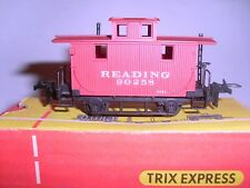 """Trix Express Rivarossi 3965 Güterzug-Begleitwagen """"Caboose"""",TOP, s. Beschreibung"""