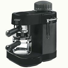 Espresso Machine Bella 13683 Black Coffee Maker