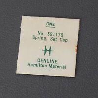 NOS Hamilton 500-500A-505 Genuine Movement Parts Watchmakers Repairs Spares