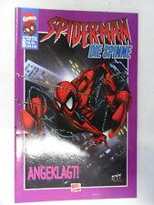 Spider- Man Die Spinne Marvel Comic  Nr.8  Zustand 1-2