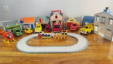 Fireman Sam Bundle, grand, figures, Fire Station