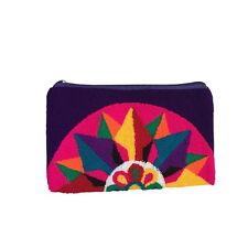 Wayuu Colombian Mochila clutch handmade ethnic boho summer bag