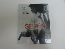 Seven Se7en Amazon Japan Steelbook Exclusive Sealed