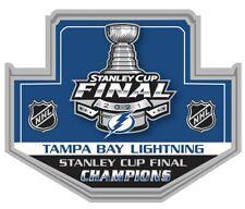 2021 NHL Tampa Bay Lightning Collecteur Broche STANLEY Tasse Final Champions