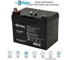 Raion Power 12V 35Ah Lawn Mower Battery For Great Dane Gdz 52 Kh