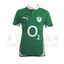 100/% Ireland Six Nations 2018 Mens Rugby Bodywarmer